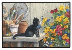 Gardener's Helper Doormat