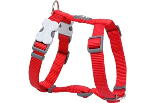 Red Dog Collars, Leashes, & Harnesses