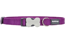 Purple Dog Collars, Leashes, & Harnesses