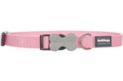 Pink Dog Collars, Leashes, & Harnesses
