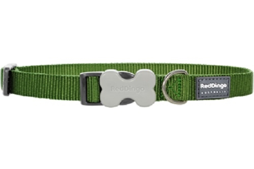 Green Dog Collars, Leashes, & Harnesses