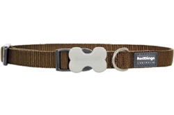 Brown Dog Collars, Leashes, & Harnesses