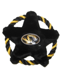 Missouri Tigers Rope Disc Toy - 2 left!