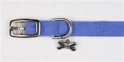 Periwinkle Plain Collars