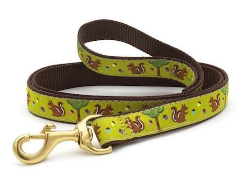 Nuts Dog Collar