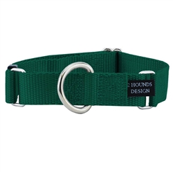"1.5"" Wide Solid Colored Martingale Collars"