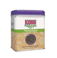 KONG® Naturals Premium Catnip 1oz. Tin