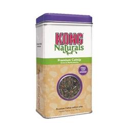 KONG® Naturals Premium Catnip 2oz. Tin