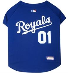 Kansas City Royals Dog Jersey