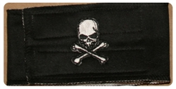 Black Skull Bellyband