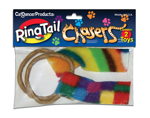 Cat Dancer RingTail Chaser Cat Toy – 2 Pack