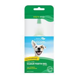 Fresh Breath No Brushing Clean Teeth Dental & Oral Care Gel for Dogs, 4oz