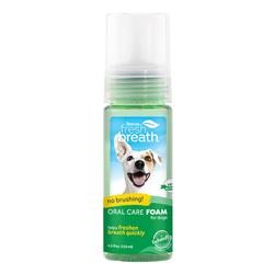 Fresh Breath Mint Foam for Pets, 4.5oz. Bottle