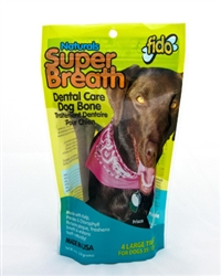 Super Breath Bones - Large 4 Pack