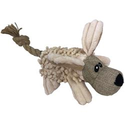 """6"""" Naturally Twisted Critter Dog"""
