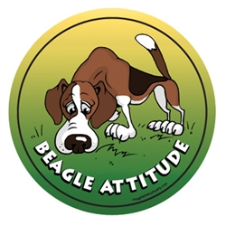 Beagle - Attitude Magnets Collection