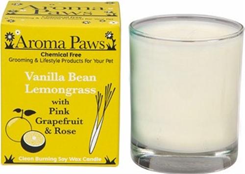 Vanilla Lemongrass 8 oz. in Glass w/ Gift Box