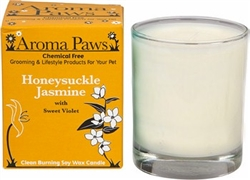 Honeysuckle Jasmine 8 oz. in Glass w/ Gift Box