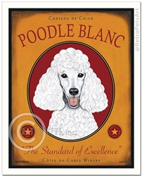 Poodle Blanc (Poodle) The Standard of Excellence