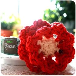 Candy Apple Flower