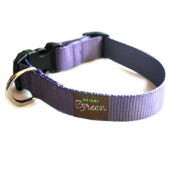 Grape Webbing Collars, Leashes, & Couplers