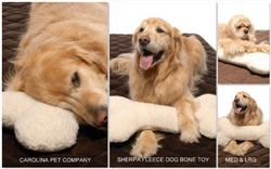 Bone Pillow / Toy