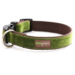 'Hunter' Velvet Collars & Leashes