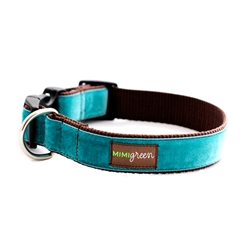 'Zack' Velvet Collars & Leashes