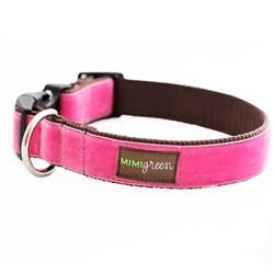 'Zoe' Velvet Collars & Leashes