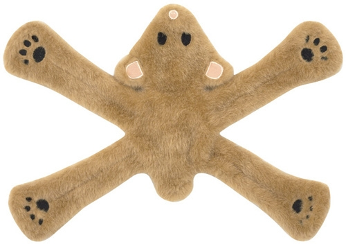 Plush Pentas™ - Tan Bear