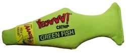 Yeowww! Green Fish