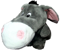 "10"" Donkey Plush Toy"