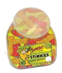 Fish Bowl - School of 51 Yeowww! Stinkies