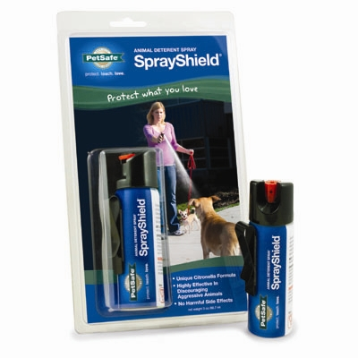 SprayShield™ Animal Deterrent Spray - Clamshell Package & Bulk