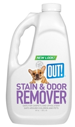 OUT! Stain & Odor Remover 64 fl. oz.  ...