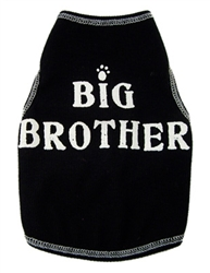 Big Brother - Tank - Black