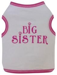 Big Sister - Tank - White