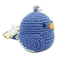 Blueberry Bill - Knit Knacks - Organic Cotton Crocheted Toys