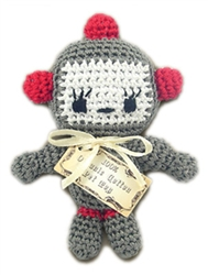 Baby Bot - Knit Knacks - Organic Cotton Crocheted Toys