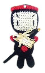 Miyagi - Knit Knacks - Organic Cotton Crocheted Toys