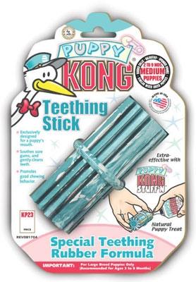 Puppy Kong® Teething Stick