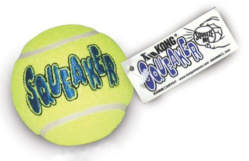 Air Kong® Squeaker Tennis Ball