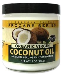 Organic Virgin Coconut Oil (14oz)