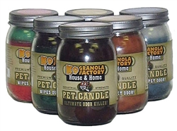 Odor Fighting Pet Candles (16oz)
