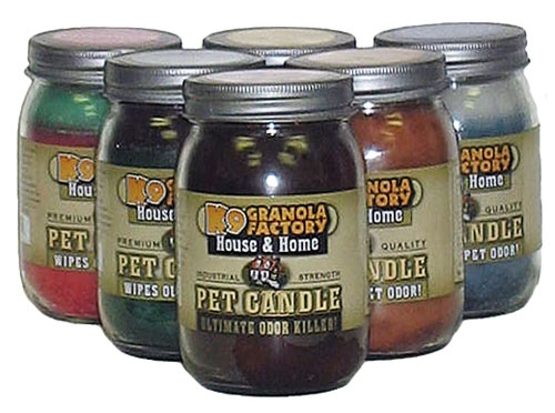 Odor Fighting Pet Candles (22oz)