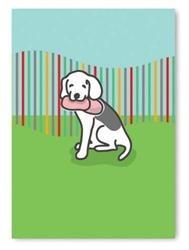 Get Well: Beagle & Slipper
