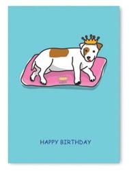 Birthday: Russell Princess