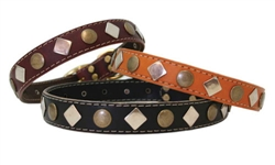 Heirloom Studded Collars