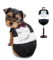 Tuxedo Dog Costume