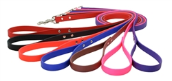Waterproof Sparky's Choice Leashes - 9 Colors Available